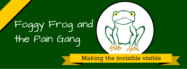 Support Foggy Frog and the Pain Gang