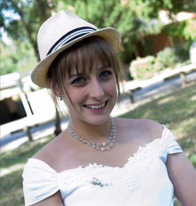 Me on my wedding day (2011) Photo (c) Doug Quine Photography