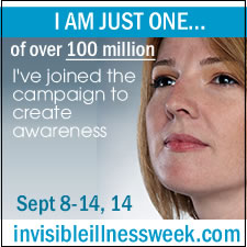 Invisible Illness Awareness Week 2014